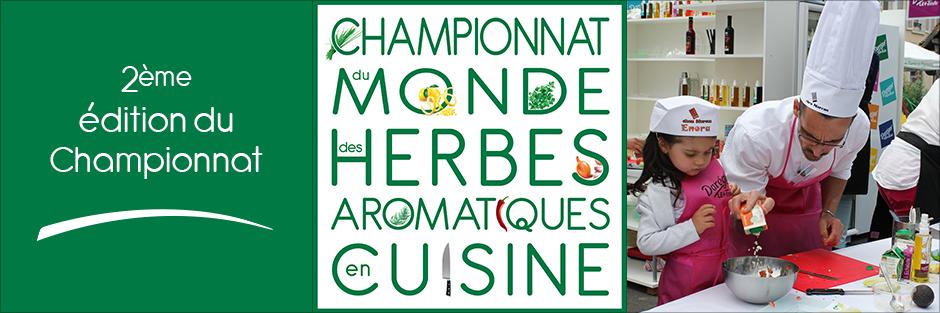 454 cuisiniers en herbe au championnat du monde des herbes aromatiques en cuisine le cuisinier - Les herbes aromatiques en cuisine ...