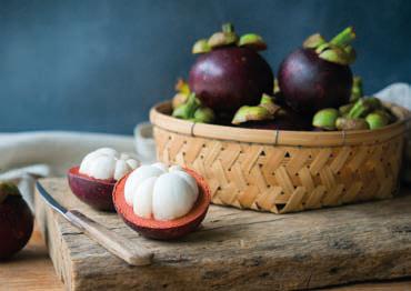 Le mangoustan © pada smith - Fotolia.com