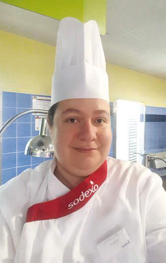 Laure Cruvellier Une Motivation Hors Pair Le Cuisinier