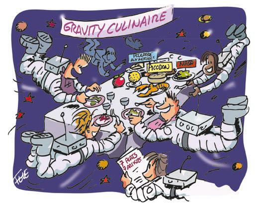 Gravity Culinaire