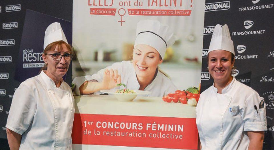 Lætitia Remazeilles à droite) et Sylvie Bergeron ©S.Renard
