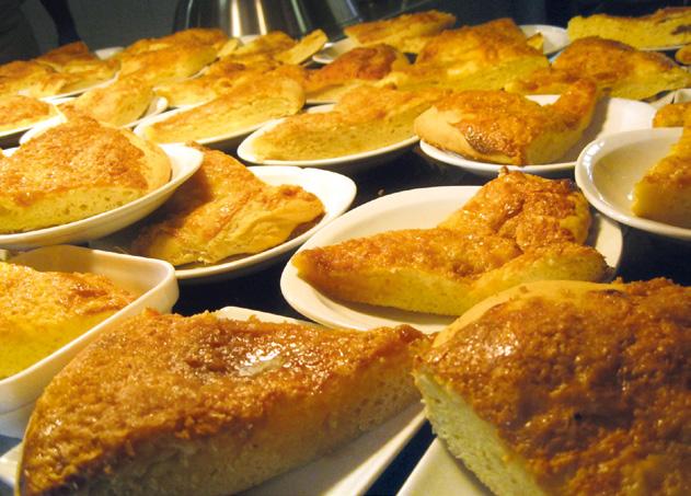 """Du 28 septembre au 2 octobre, c'était la Semaine """"Invitez les saveurs des Hauts-de-France"""" : tarte au sucre, mais aussi fromages régionaux, ficelle picarde… Photos DR"""
